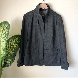Boden   Double Faced Wool Jacket